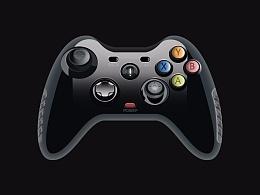 游戏机,写实icon