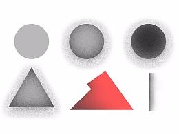 插画中的两个纹理叠加小技巧