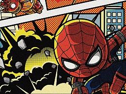 全民目击蜘蛛侠!回归!