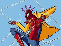 《蜘蛛归来》