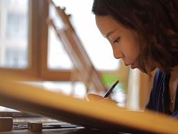【短片】每笔都为了孩子的微笑--插画师三羊