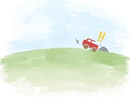 小汽车加载动效