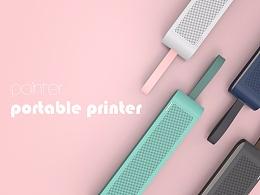 便携打印机