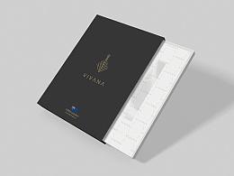 品牌围巾 VIVANA l 包装设计