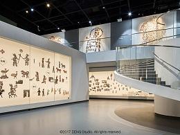 成都博物馆 皮影戏展厅