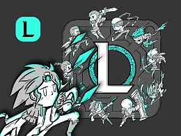 League of Legends  人在塔在!!