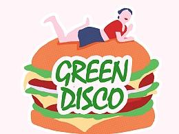Green Disco 【动画视频无法播放,链接在说明中】