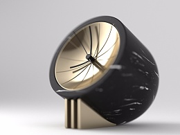数字化CMF设计实验(一)铜&大理石