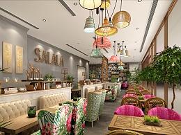 Salala,一个不装逼的东南亚餐厅。