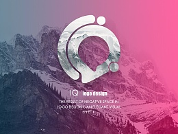 IQ字体创意设计练习