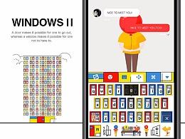 Window II | UI Theme