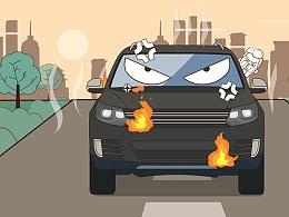 视知视频:汽车自燃,到底是天气原因还是车主无知?