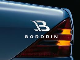 博郡汽车logo 从未如此简单