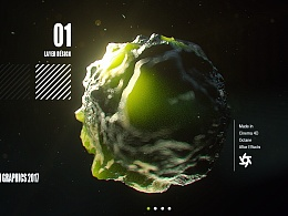 Organic-Octane render【有机体】