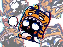 腾讯王卡品牌形象设计——YOYO
