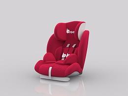 婴儿安全座椅设计