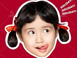 儿童商业摄影作品