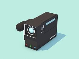 C4D摄像机