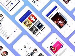 Relax Music App|音乐类概念动态