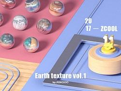 Earth texture vol.1