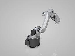 工业机器人 机械手臂 industry robot