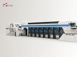 京山轻机瓦楞纸生产机