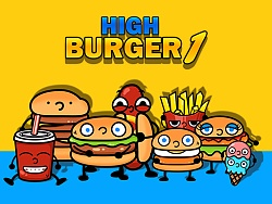 【谷歌输入法贴纸】high burger