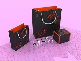 首饰动画及包装—几米伽设计
