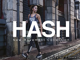 HASH型动系列2017Lookbook / NEW MOVEMENT COLLECTION