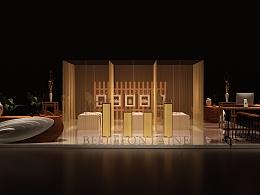 《Bellefontaine》东南亚风情展区设计