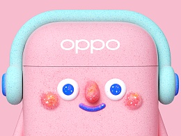 OPPO Enco Free——陪伴系列保护套