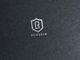 博郡logo