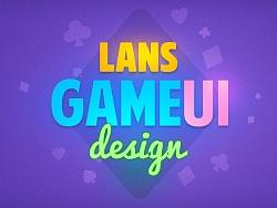 Lans Game UI Design 2