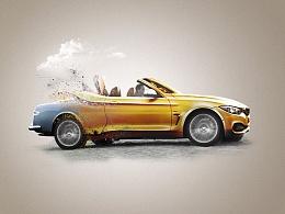 汽车广告-练习