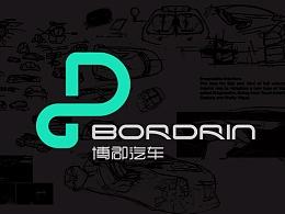 博郡汽车品牌视觉形象设计