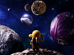 【超五毛特效】我的梦想是吃穿整个宇宙