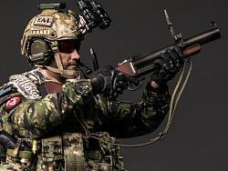 海军特种作战发展大队NSWDG 在阿富汗