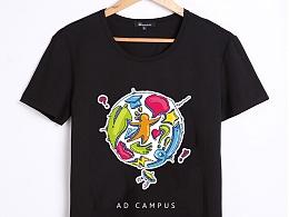 学院奖——T恤