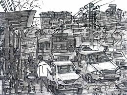 城市脉搏——从韦曲到张家堡(14)