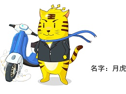 腾讯王卡品牌现象-月虎
