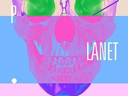 Poster everyday 第三期(Skull planet)