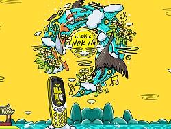 Nokia3310做自己享不同
