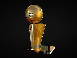NBA总冠军奖杯   NBA Championship Trophy