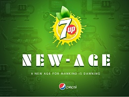 7-UP   [ NEW ERA ] 喜迎新时代