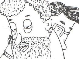 插画-涂鸦
