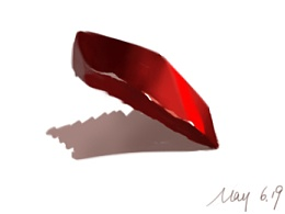 乱撸的红宝石