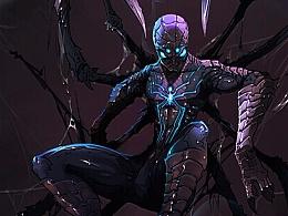 暗黑小蜘蛛