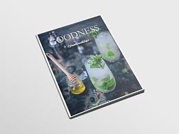 |杂志设计|《GOODNESS》