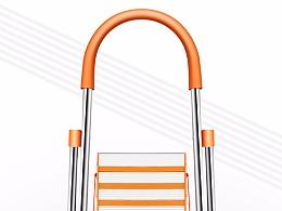 创颜设计/誉丰嘉美-折叠梯详情页设计/电商设计