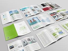 中国普天画册设计